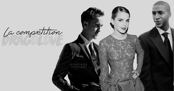 Tom Felton & Emma Watson & Louis Cordice