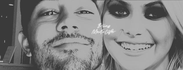 Taylor Momsen & Manish Dayal