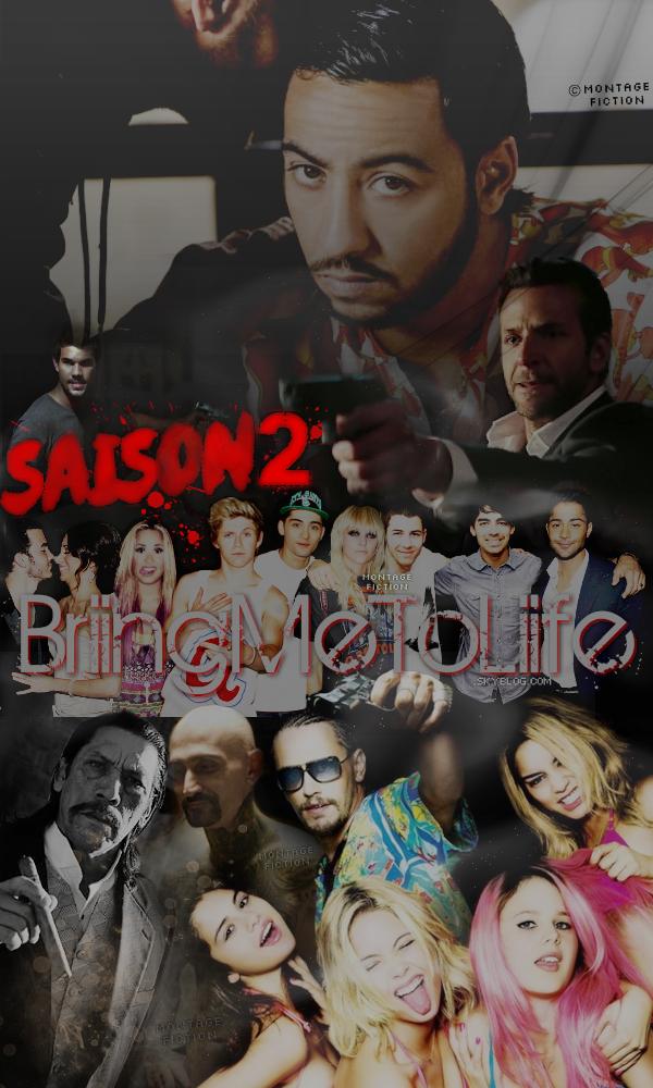 affiche saison 2 briingmetoliife