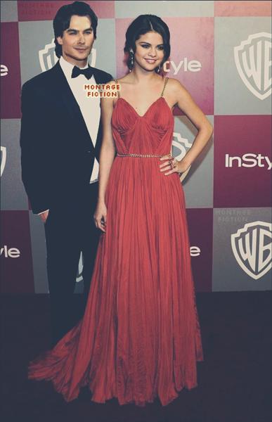 Ian Somerhalder & Selena Gomez