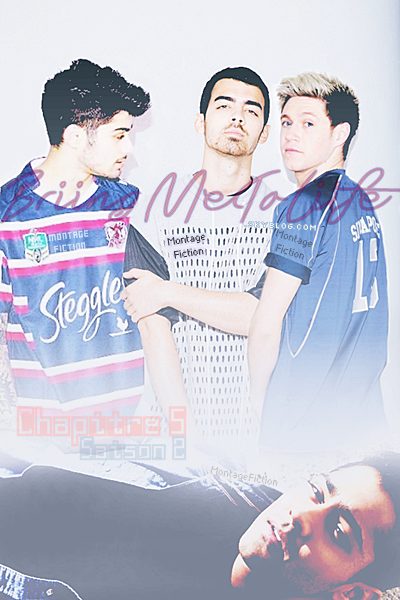 Zayn Malik & Niall Horan & Joe Jonas & Manish Dayal