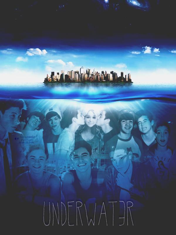Affiche UnderWat3r