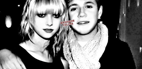 Taylor Momsen & Niall Horan