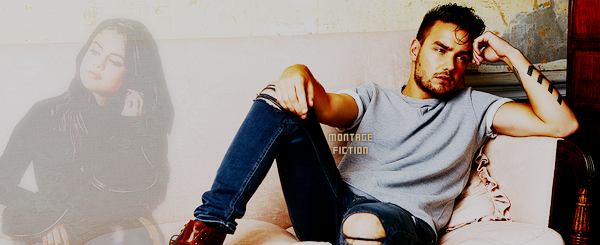 Liam Payne & Selena Gomez