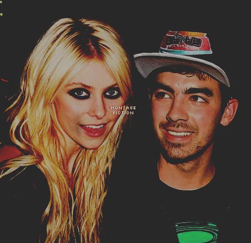 Joe Jonas & Taylor Momsen
