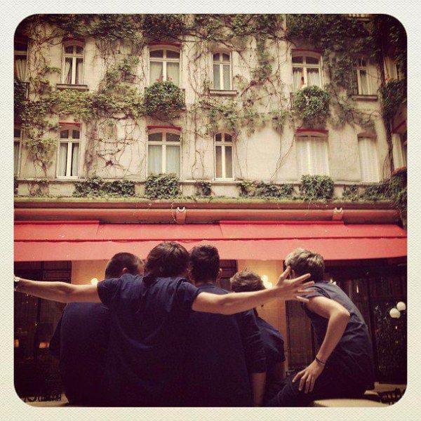 Les boys en France 2