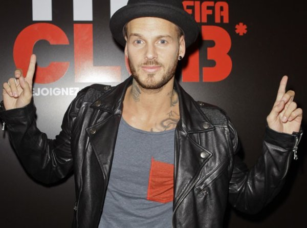 Fiction Shy'm et M pokora