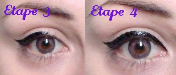 Comment bien mettre son eye-liner 2