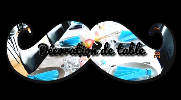 #DécorationsPourUnRepas♥