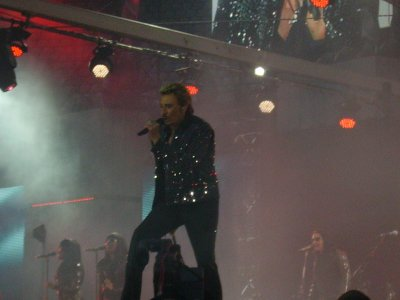 johnny  hallyday le 29 mai stade de france