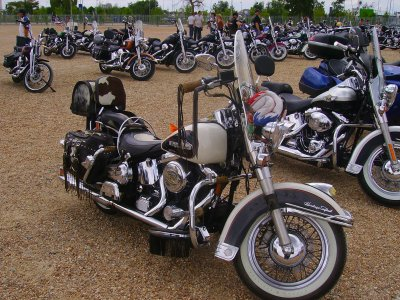 harley tours 2009
