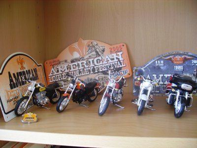 ma collection d harley