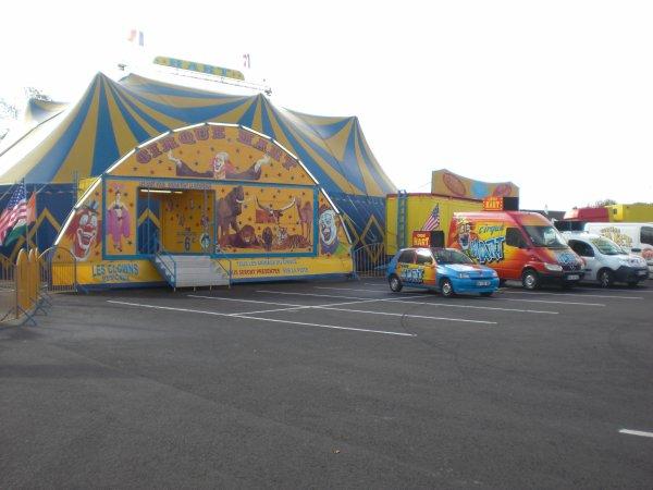 cirque hart à joué les tours