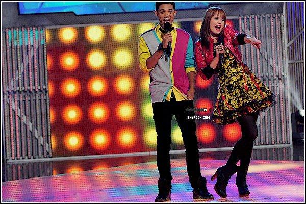 . Debby Ryan sera la présentatrice d'un nouveau show tv sur Disney Channel diffusé ce 14 octobre. Cette émission est un concours de Danse et les gagnants pourrons participer à la série Shake It Up   .