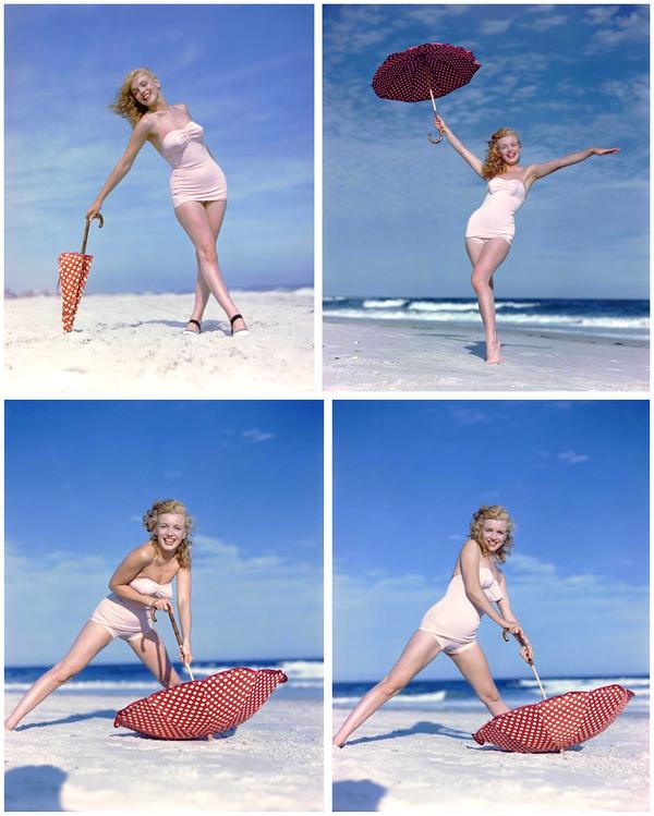 « J'ai toujours pensé que je n'étais personne. Et la seule façon pour moi de devenir quelqu'un... et bien c'est d'être quelqu'un d'autre ! » - Marilyn Monroe