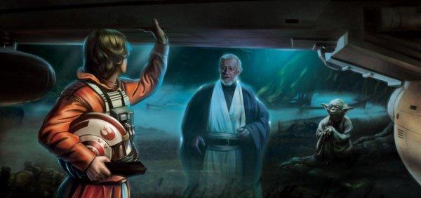 Souviens toi, un Jedi utilise la Force pour la connaissance et la défense. Jamais pour l'attaque.
