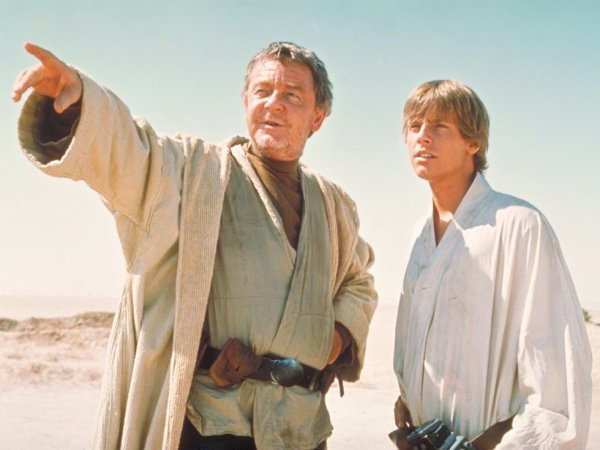 Luke tu découvrira que la plupart des Vérités auxquelles nous tenons, dépendent avant tout de notre propre point de vue.