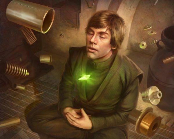 """""""La force est une sorte de fluide créé par tout être vivant, une énergie qui nous entoure et nous pénètre, et qui maintient la galaxie en un tout unique."""" Obi-wan Kenobi"""