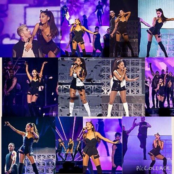 Rattrape des News du 01/09 photo du M&G du concert à Las Vegas + Ariana grande au REPUBLIC RECORDS + concert à Las Vegas