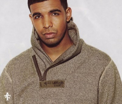 "Drake ""Drizzy"" Aubrey Graham because he is my everything"