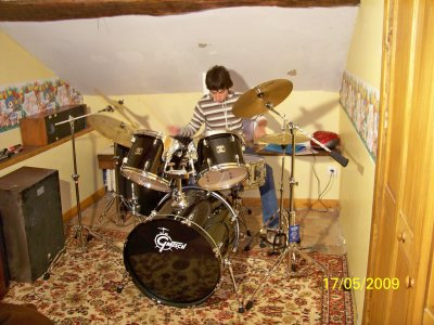 Datant Tama Rockstar Drums