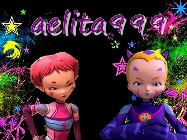 Montage pour aelita999