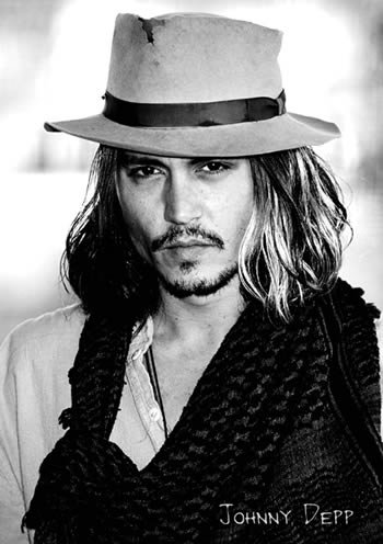 anniverssaire Johnny Depp