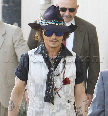 Photos Johnny Depp