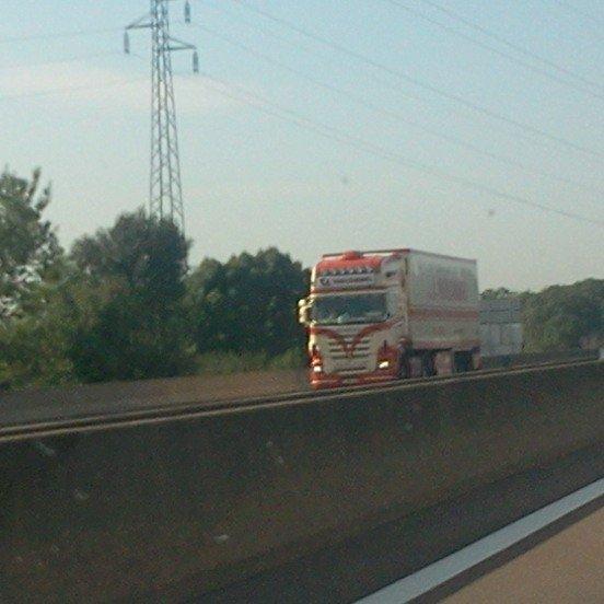 Scania Van Lommel (photo prise par moi)