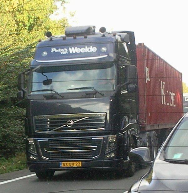 Volvo (photo prise par moi)