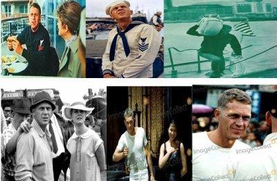 STEVE dans le role de JAKE HOLMAN , peut-etre son meilleur role et sa seule nomination aux oscars dans LA CANONNIERE DU YANG-TSE en 1966