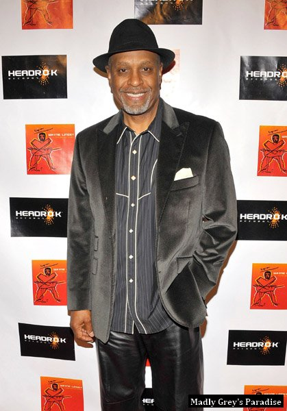 "James Pickens Jr. au  Wayne Linsey CD Listening Party For ""A Song Without Words"" le 1 mars"