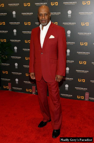 James Pickens Jr. au USA Network And NAACP Reception Honoring The 42nd Annual NAACP Nominees le 02 mars