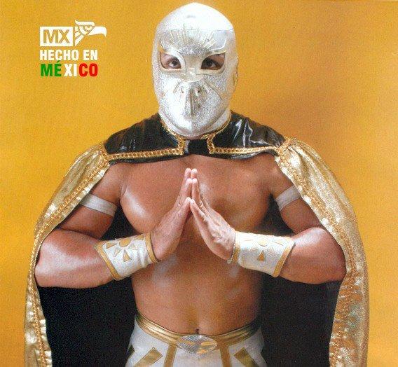 Mistico (ou sin cara ) durant sa période au fed mexiquaine et japonaises