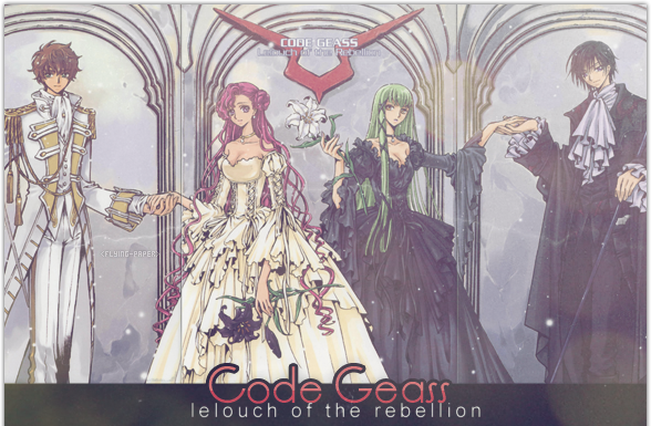 Article Second | Code Geass : Lelouch of the Rebellion