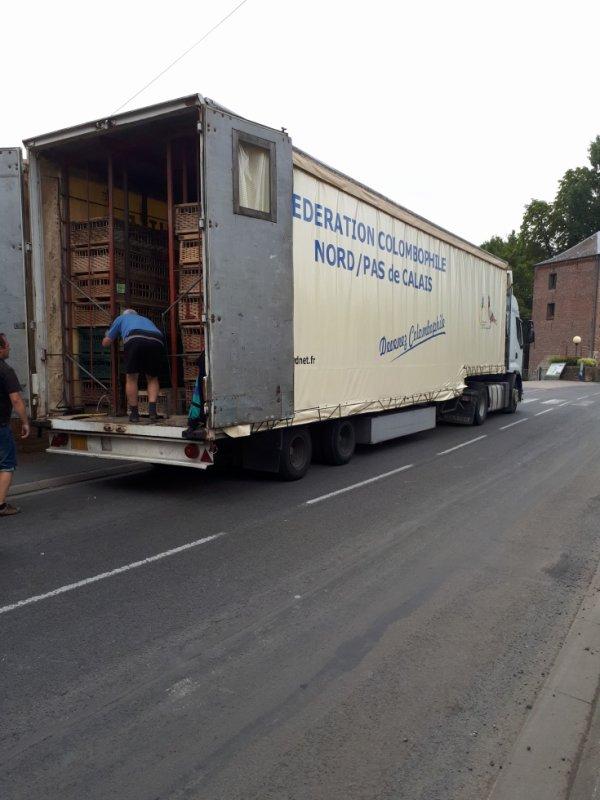 Enlogement ARGENTON Fédéral du 12 Août 2017