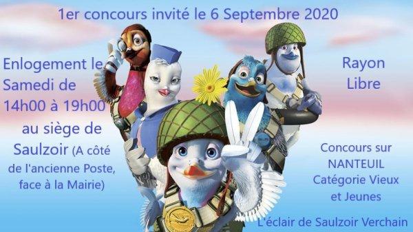 1er concours invité du 6 Septembre - Concours Sacs de Grains