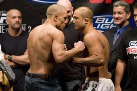 st-pierre vs bj ben