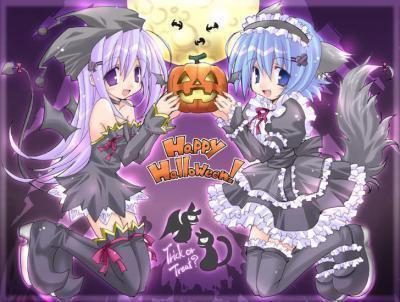 § Joyeux Halloween les gens <3 <3 <3 §