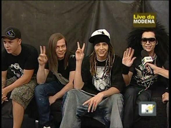 Tokio Hotel un rêve ???oui malheureusement est qui le restera