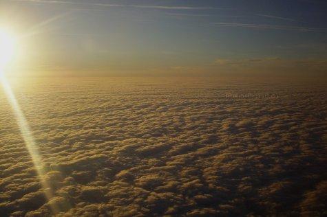 23 Février 2008 - Le ciel vu du haut