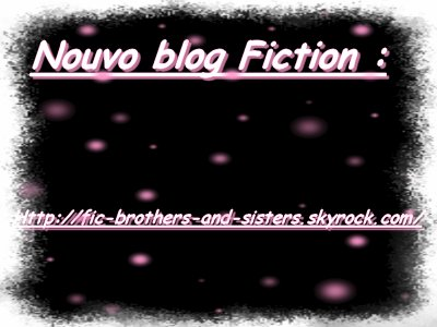 Nouvo blog !!!