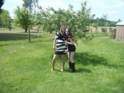 mwa & ma soeur