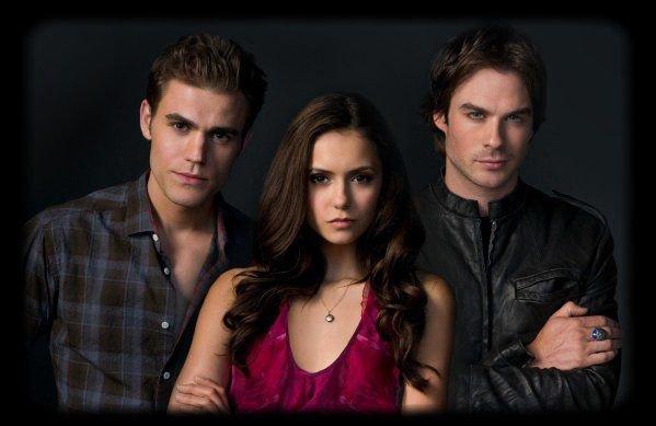 Vampire Diaries' blog