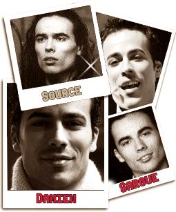 HH >> Bienvenue sur Source-DamienSargue ! Un blog source et d'actualité sur le beau Roméo français.  HH