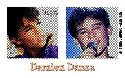 """HH >> Première télé / premier succès ! ~ Damien Danza et """"Emmène-moi"""".  HH"""