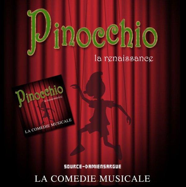 """HH >> NEWS ! ~ Damien serait Pinocchio dans la nouvelle comédie musicale """"Pinocchio, la renaissance"""".  HH"""
