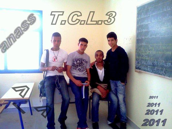 avec les ami de l'école