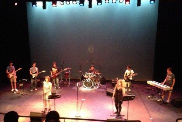 les Wolverine à l auditorium le 17 juin 2014