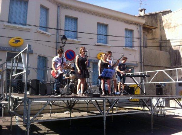 Fête de la musique 21 juin 2014